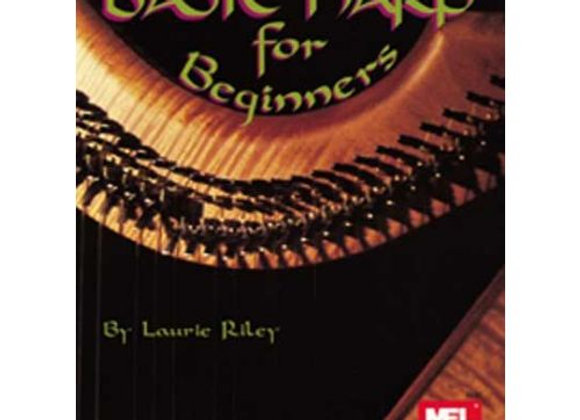 Basic Harp For Beginners - Laurie Riley