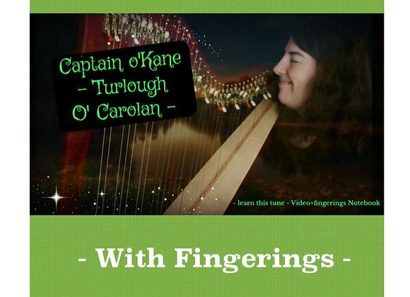 Captain O'Kane - O'Carolan