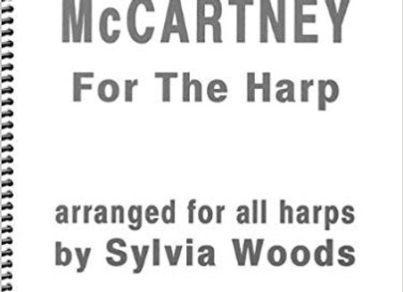 Lennon and McCartney For The Harp by Sylvia Woods