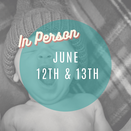 June 12th & 13th