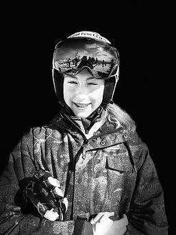grave harrison skier