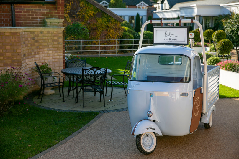 Blush Brothers Mobile Bar Hire In Norwich, Norfolk.