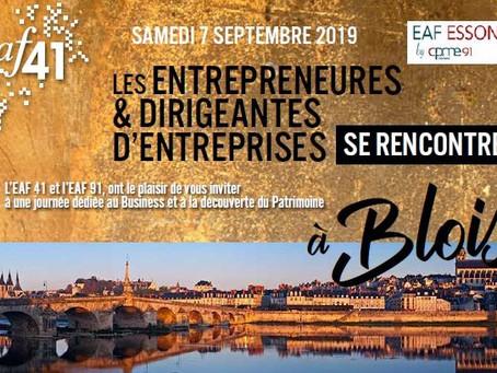 EAF 91 - EAF 41  Les Entrepreneures & Dirigeantes d'enteprises se rencontrent !