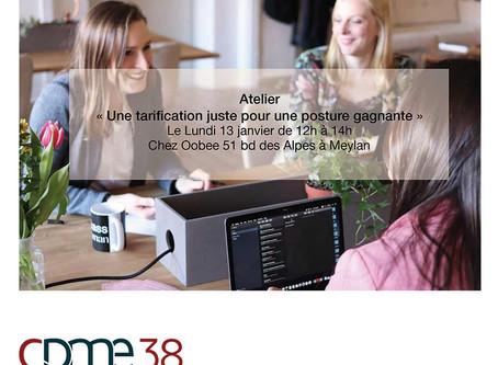 Atelier EAF 38 - Janvier 2020