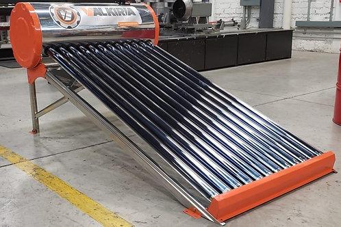 Calentador Solar Solaris Valkiria 12 Tubos.