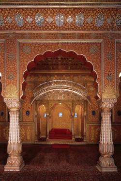 Junagarh Fort, Bikaner/ India