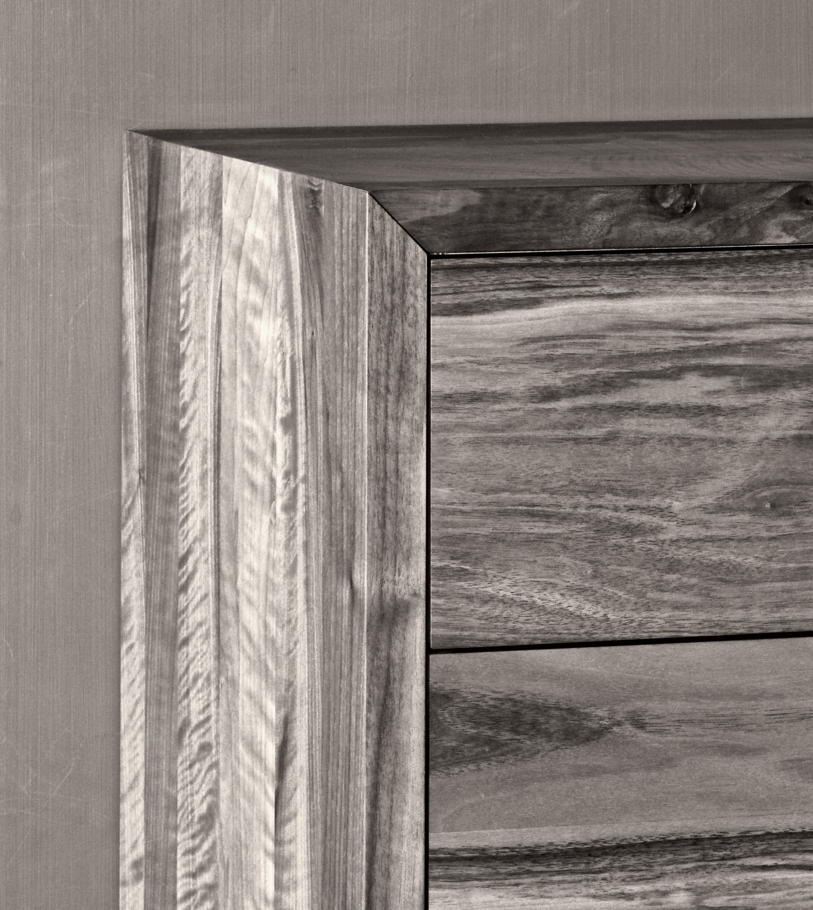 sideboard by Oeschger cabinetry