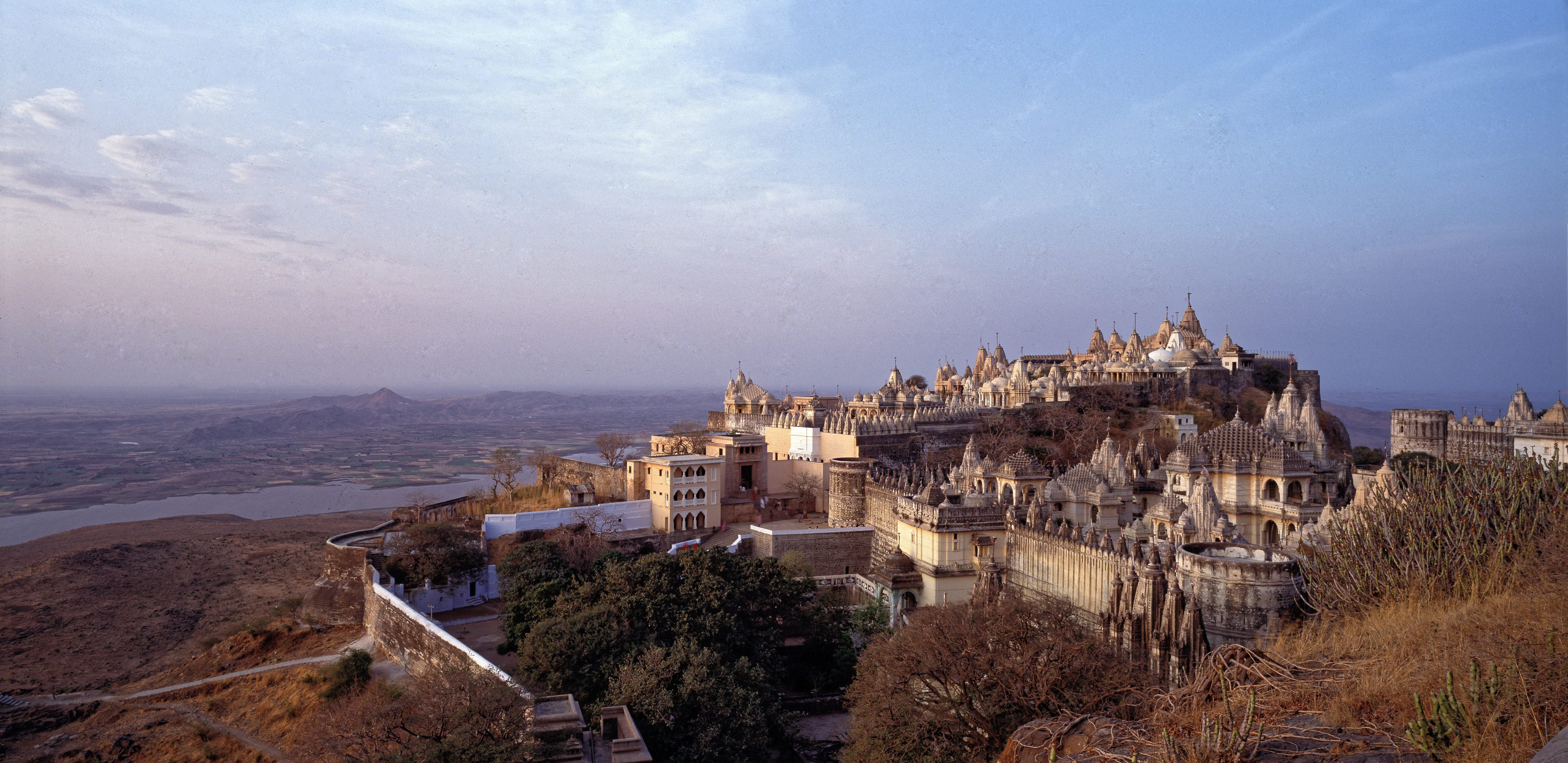 Jain-temples at Palitana/ India