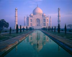 Taj Mahal, Agra/ India