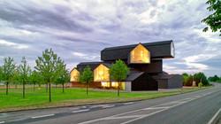 Vitra House, Weil am Rhein