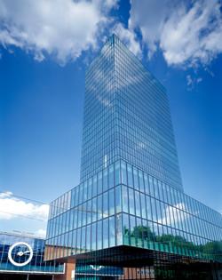 trade fair tower Basle