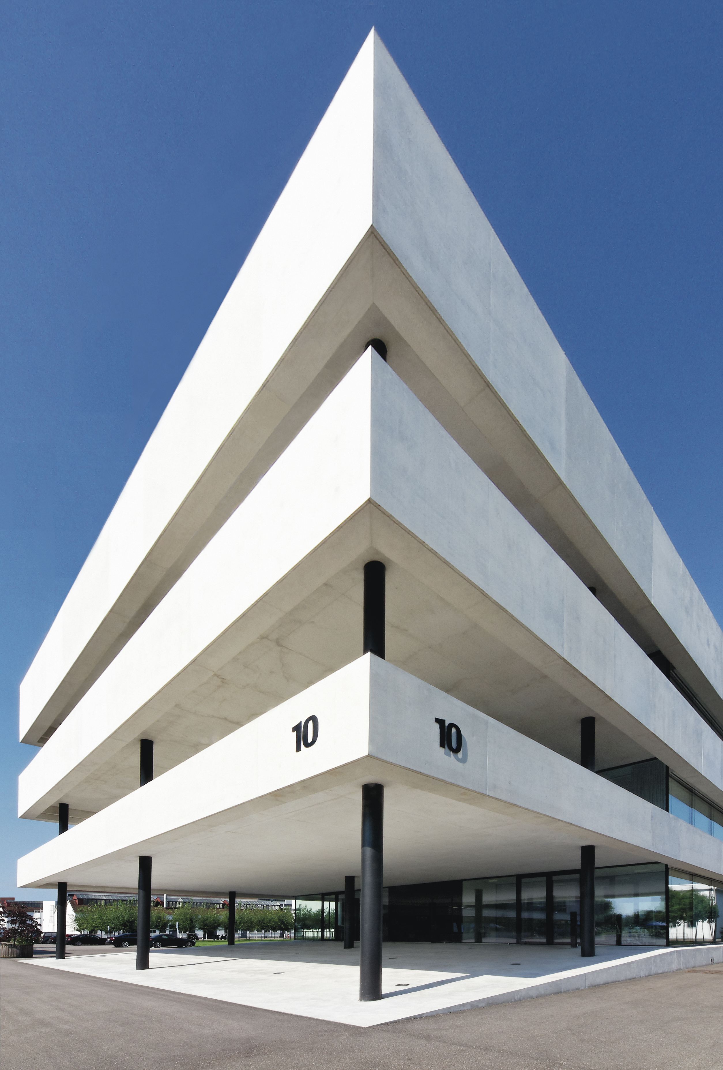 Roche Pharma Building 10, Grenzach