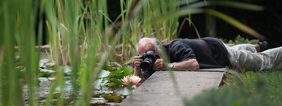 Thomas Dix photographer • photo Silvio Werner