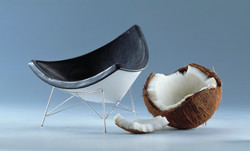 Coconut Chair, George Nelson