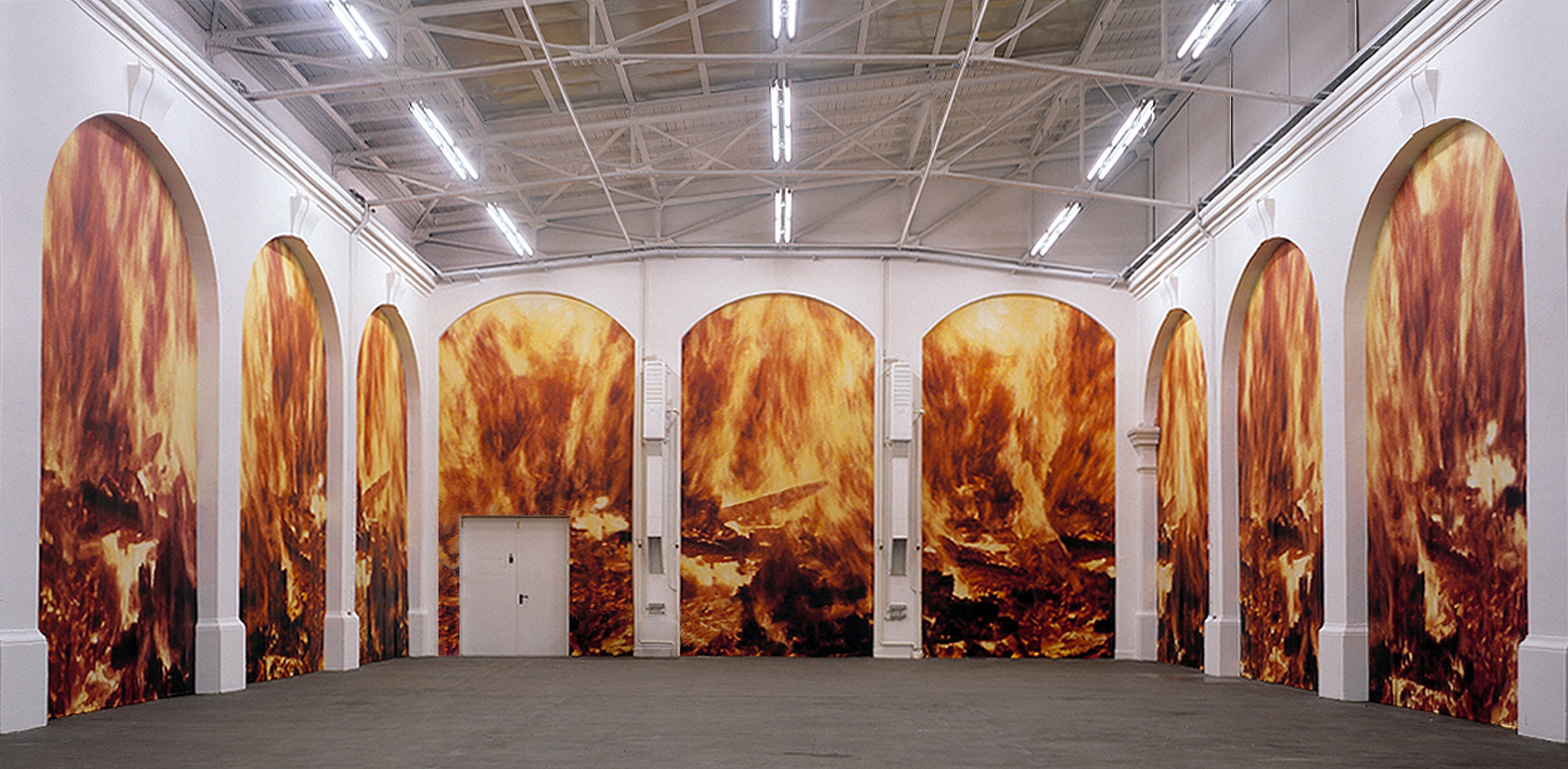 installation by Simone Berger