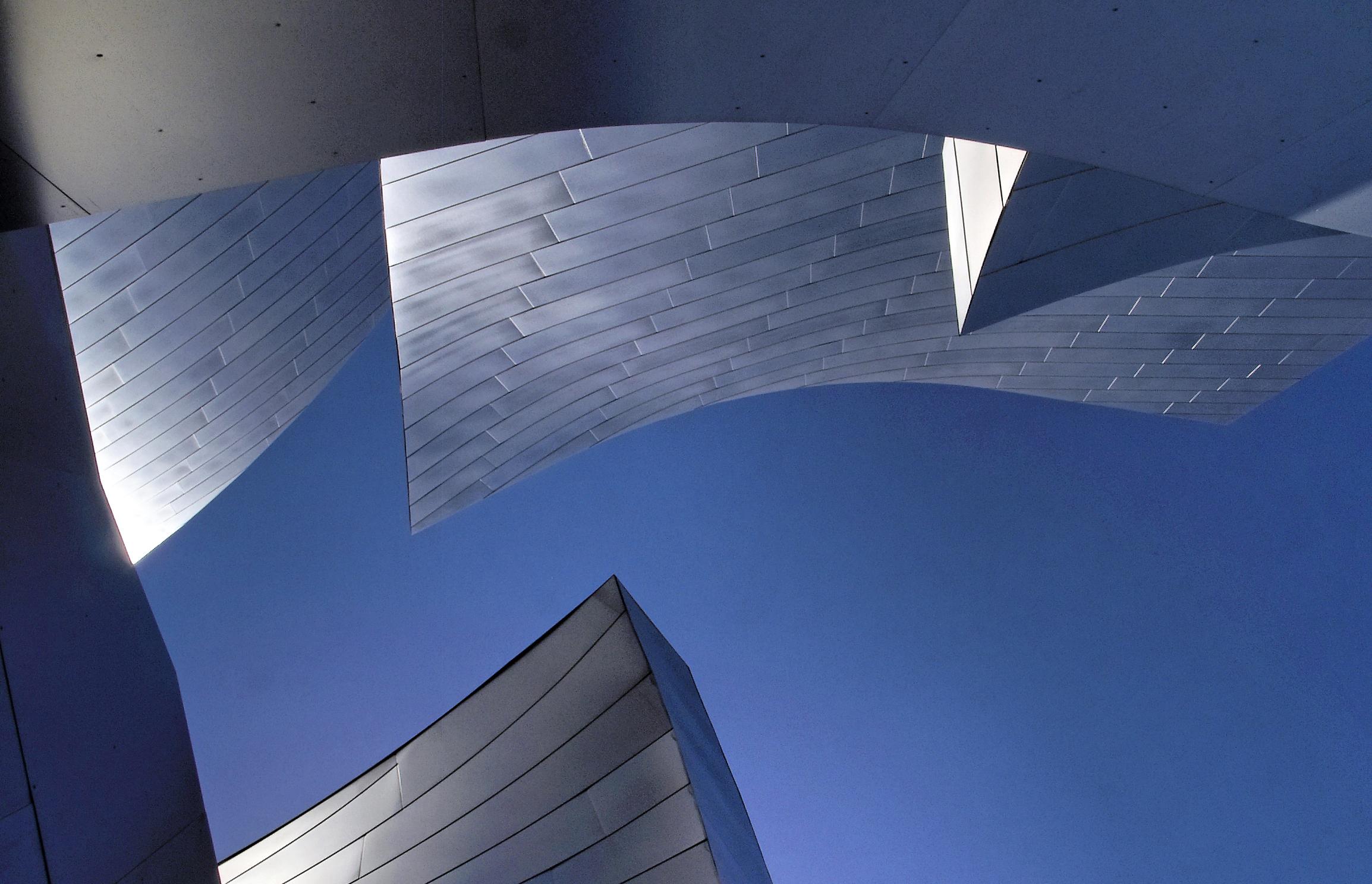 Disney Hall, Los Angeles/ USA