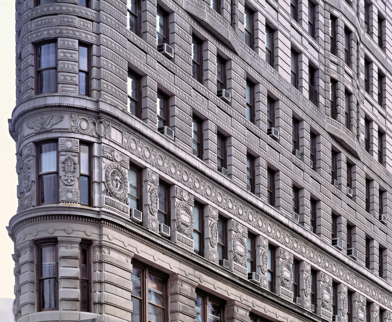 Flatiron Building, New York/ USA
