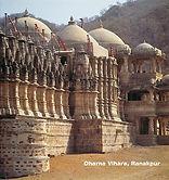 Saryu V. Doshi • Dharna Vihara, Ranakpur