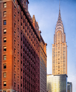 Chrysler Building, New York/ USA