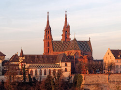 cathedral of Basle