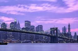 Brooklyn Bridge, New York/ USA