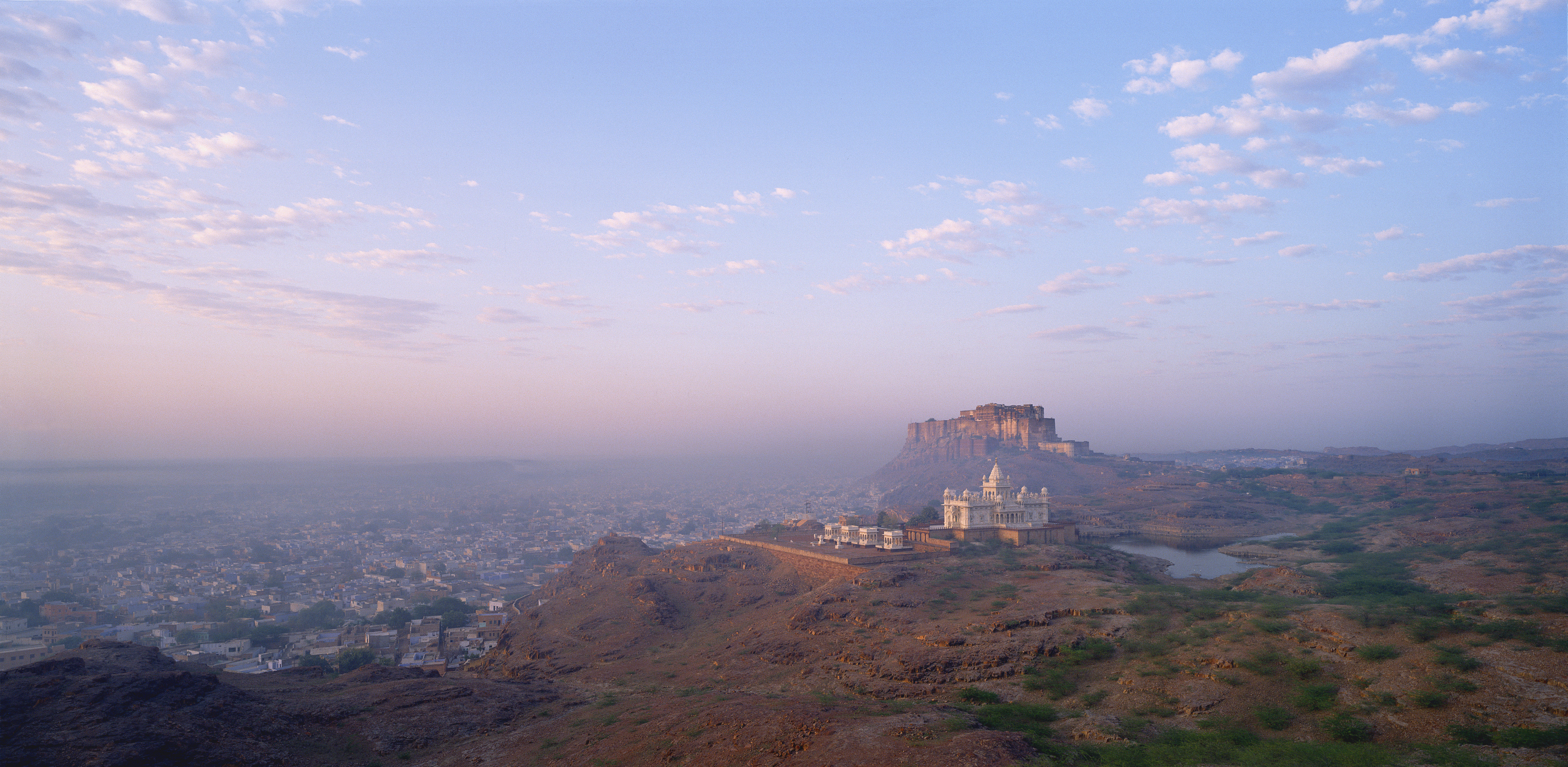 Meherangarh Fort, Jodphur/ India