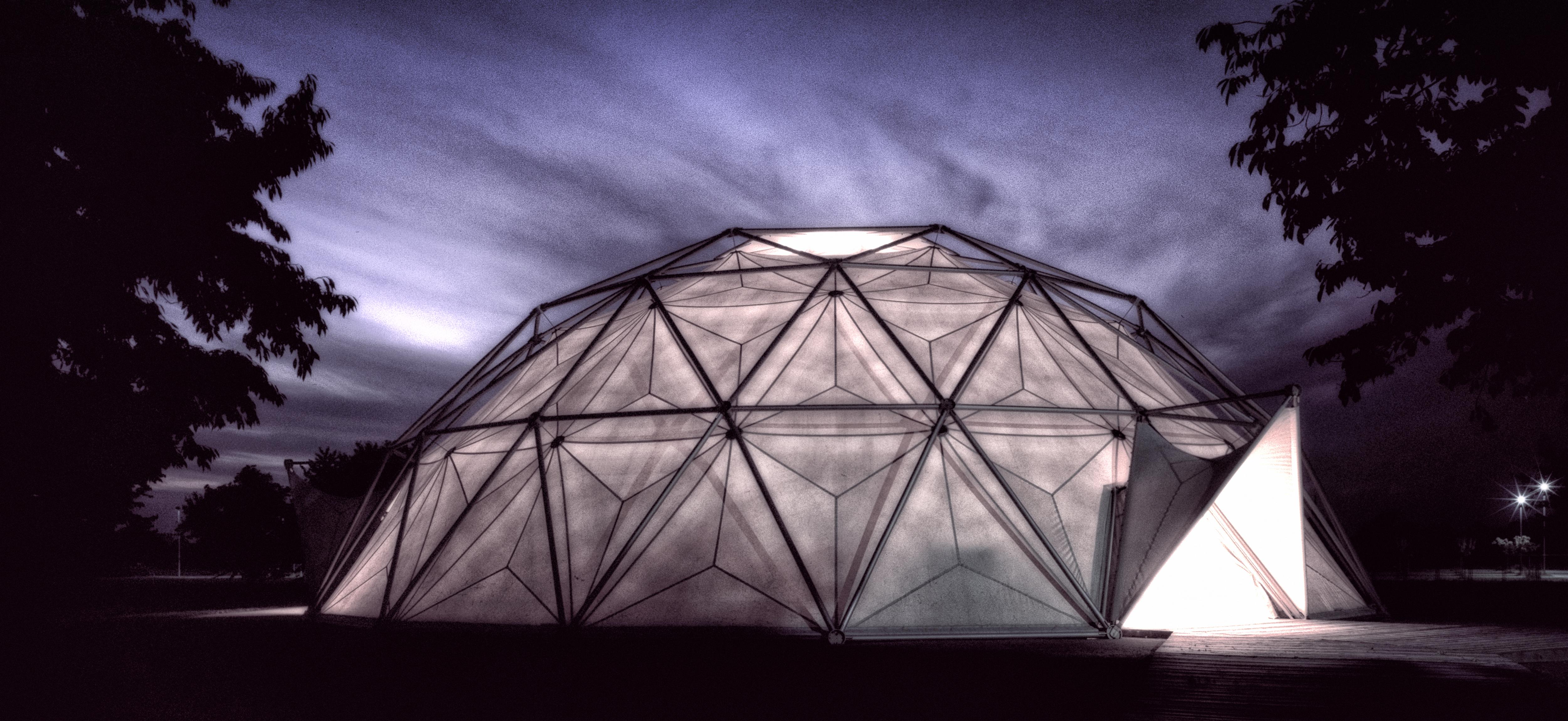 Buckminster Fuller Dome, Weil am Rh.
