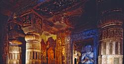 Cave-temple no. 17, Ajanta/ India
