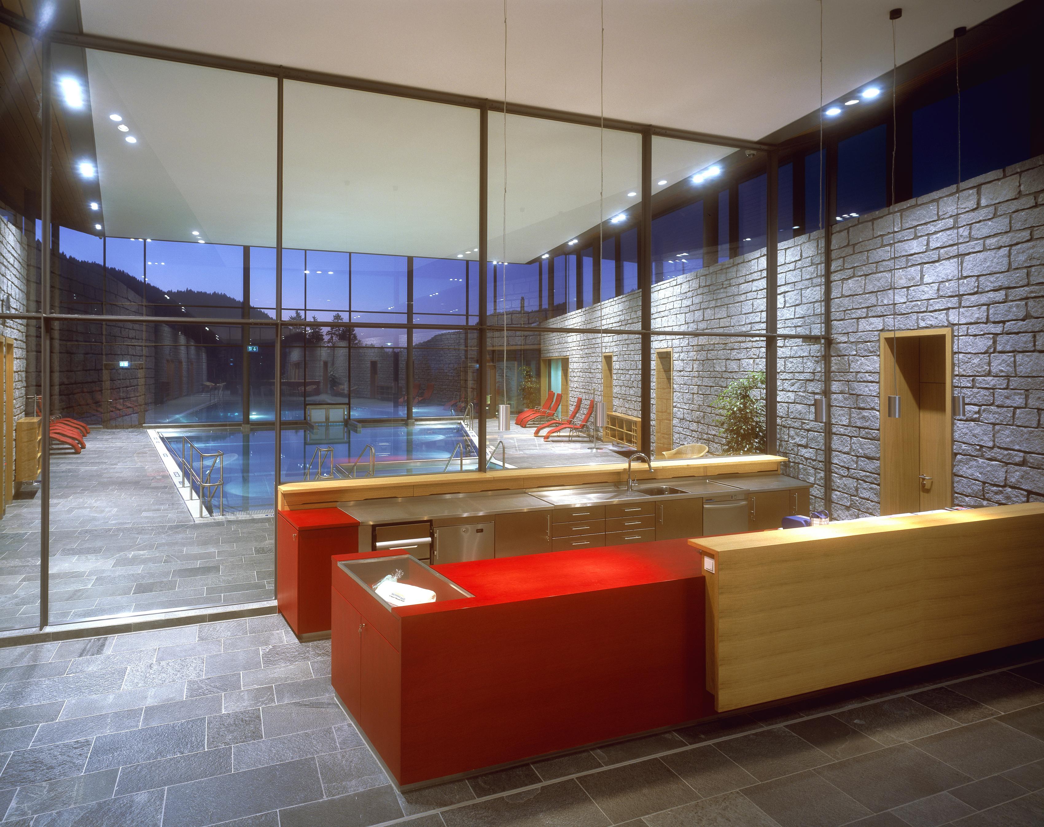 Radon Revital bath, Menzenschwand