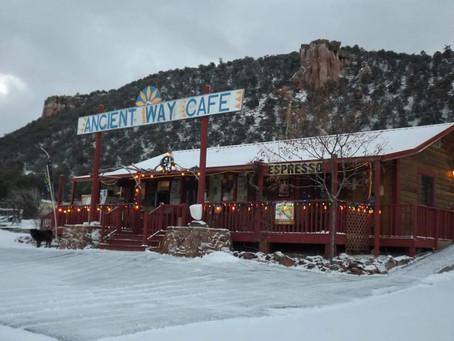 Winter Cabin Rental Escape