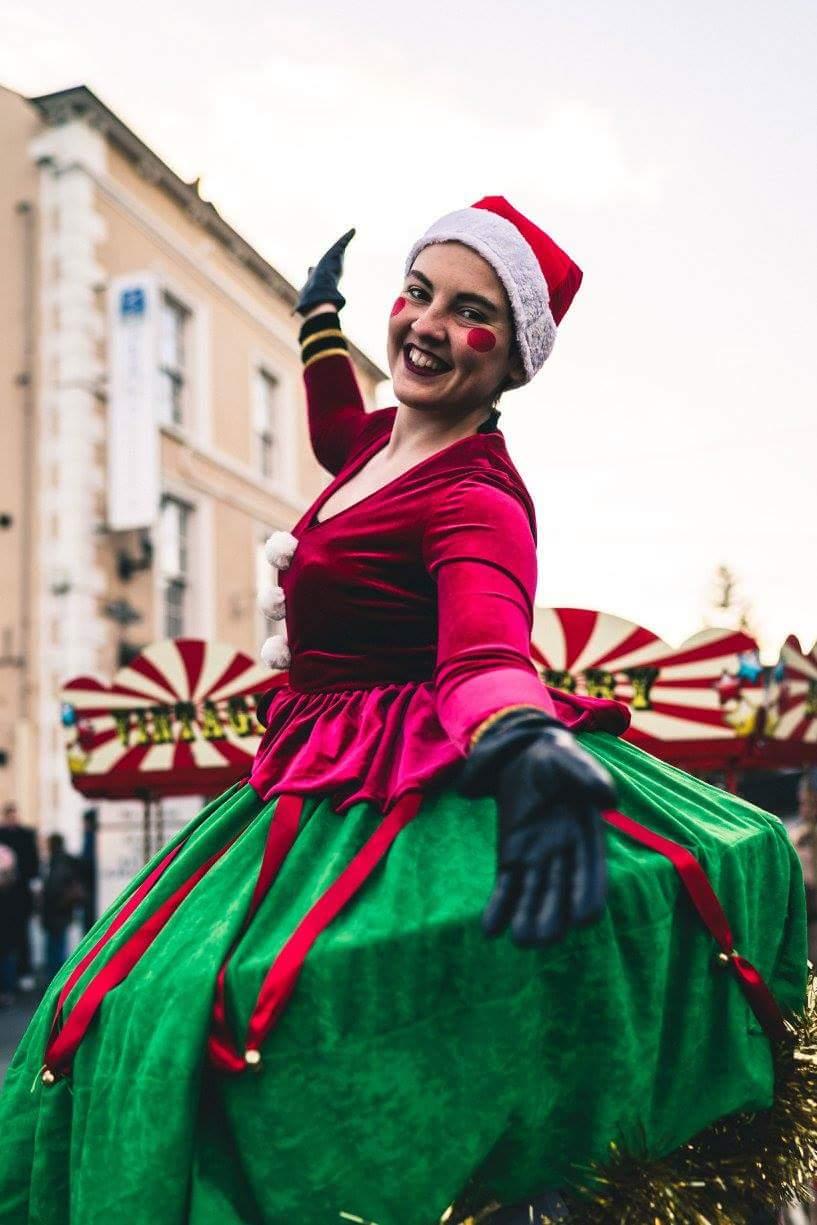 Mrs Christmas