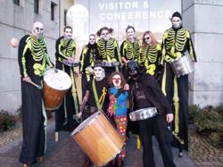 Streetwise Samba Band