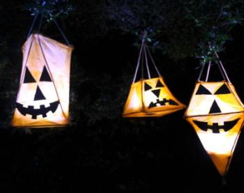 Halloween Lantern Parade