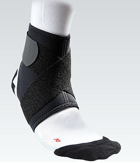 McDavid Level 2 Ankle Support w/ figure-8 straps