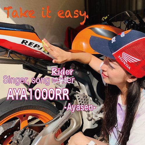 ★1st English CD「Take it easy.」