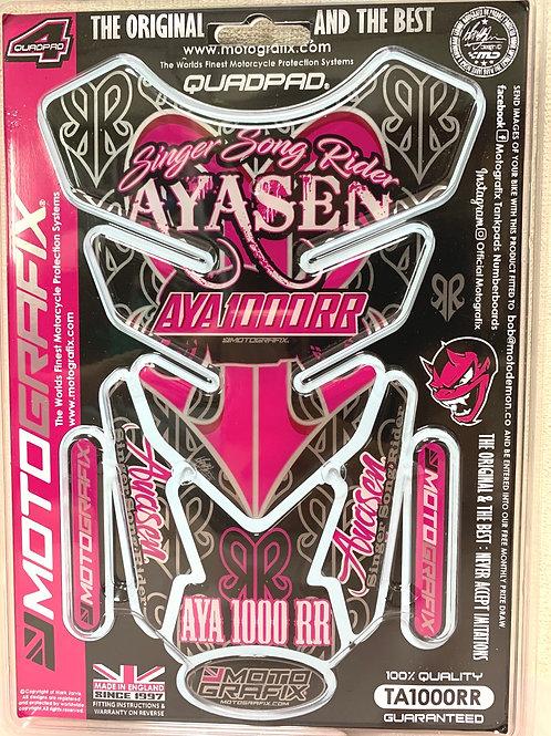 【新商品】AYASENタンクパッド(オリジナルデザイン)