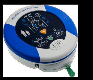 Defibrillatore Heartsine PAD 350p
