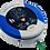Thumbnail: Defibrillatore Heartsine PAD 350p