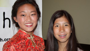 From Youth Directors Renny Ma and Elaine Zhu: 2015 Giving Heart Review