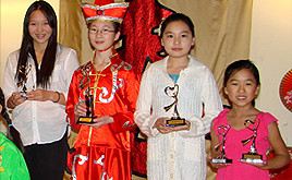 1st Kansas City Chinese Dance Competition