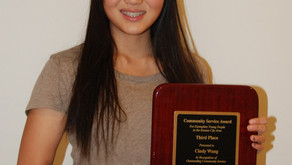 Jasmine dancers recognized in KCCAA Dance Competition and with KCCAA Community Service Awards