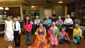 April Performance at Heritage of Overland Park