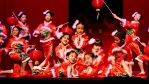 Jasmine performs at 2013 Nelson-Atkins Museum to celebrate Chinese New Year