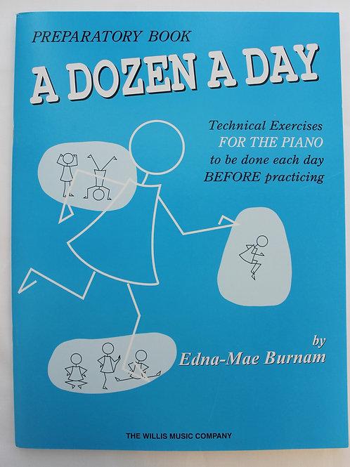 A Dozen A Day Prepatory Book