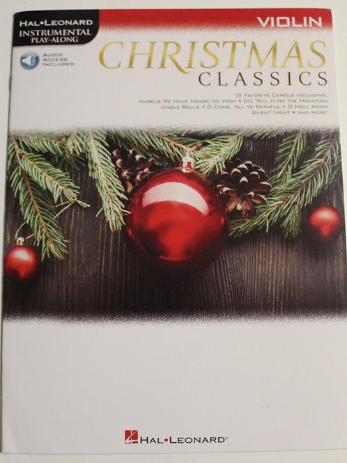 Christmas Classics - Violin