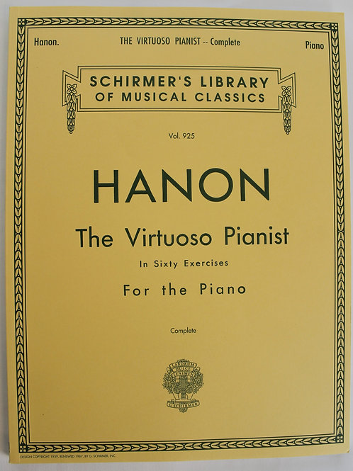 Hanon - The Virtuoso Pianist