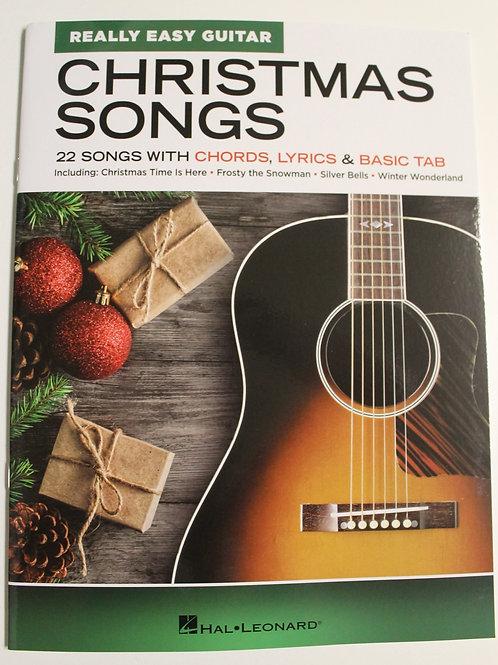 Christmas Songs - Really Easy Guitar