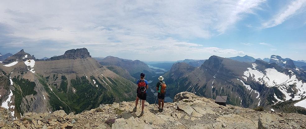 Swiftcurrent Peak, Glacier Park