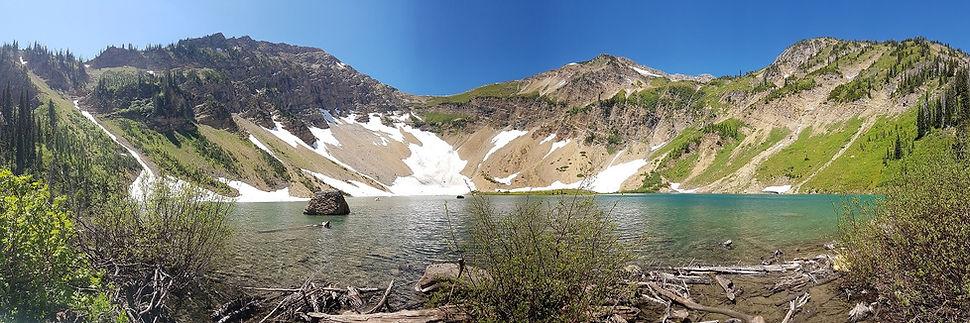 Dickey Lake Great Bear Wilderness Flathe