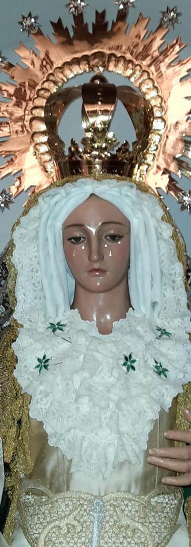 Virgen de la Esperanza (verano)